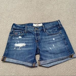 🍭6/$30 Hollister Distressed Jean Shorts - 1 / 25